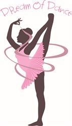 Dream of Dance print art