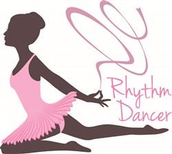 Rhythm Dancer print art