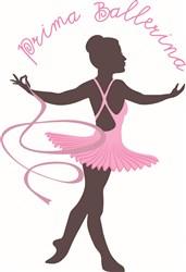 Prima Ballerina print art