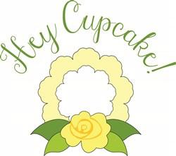 Hey Cupcake print art