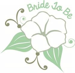 Bride To Be print art