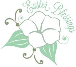 Easter Blessings print art