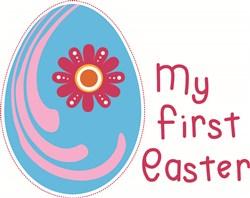 My First Easter print art