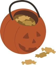 Halloween Candy print art