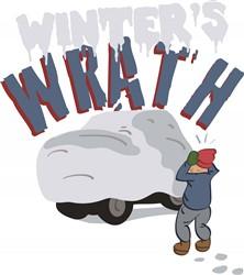 Winters Wrath print art