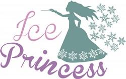 Ice Princess print art
