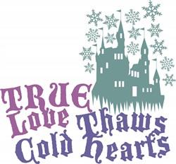Cold Hearts print art
