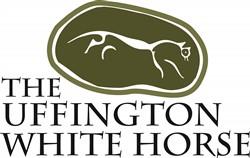 Uffington White Horse print art
