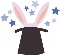 Magic Rabbit print art