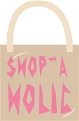 Shop-A Holic print art