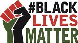 Black Lives Matter print art