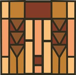 Prairie Windows print art