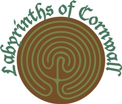 Labyrinths Of Cornwall print art