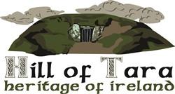 Hill Of Tara print art