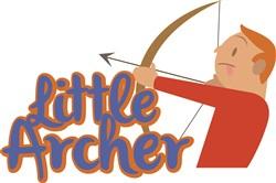 Little Archer print art