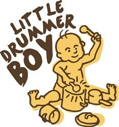 Little Drummer Boy print art