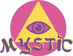 Mystic Eye print art
