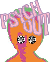 Psych Out print art