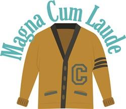 Magna Cum Laude print art