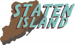 Staten Island print art