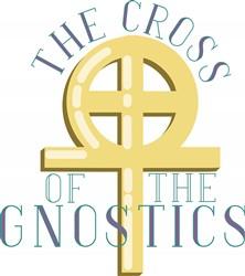 Cross Of Gnostics print art