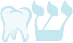 Hebrew Tooth print art