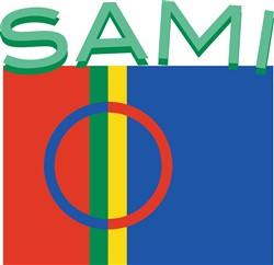 Sami print art