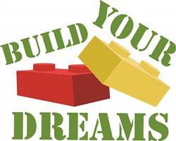 Build Dreams print art
