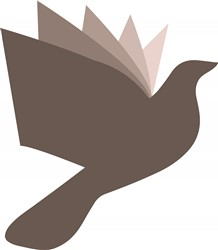 Dove Book print art
