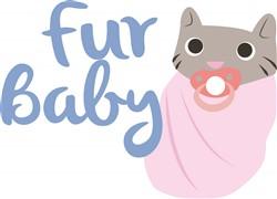 Fur Baby print art