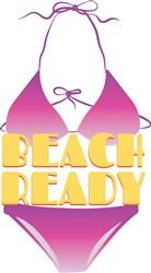 Beach Ready print art