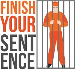 Finish Sentence print art