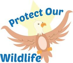 Protect Wildlife print art