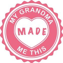 Love You, Grandma! print art