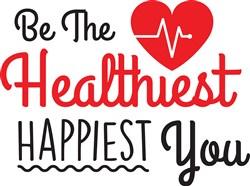 Healthiest You print art
