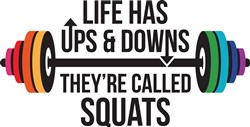 Theyre Called Squats print art