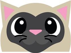 Cat Pocket Topper print art