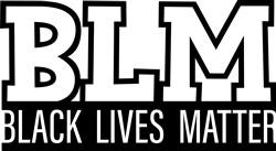 BLM Black Lives Matter print art
