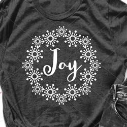 Winter Joy print art
