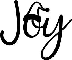 Holiday Joy print art