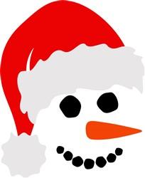Happy Snowman print art