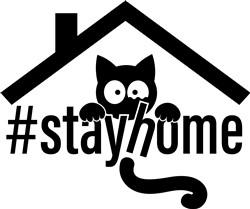 #stayhome print art