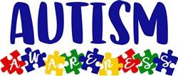 Autism Awareness print art