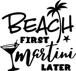 Beach First print art