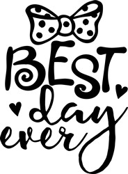 Best Day Ever print art