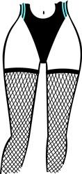 Sexy Legs print art