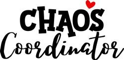 Chaos Coordinator print art