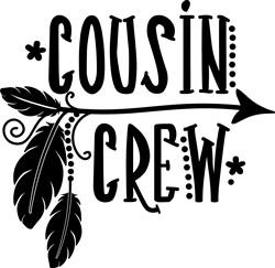 Cousin Crew print art
