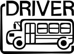Bus Driver print art