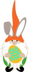 Egg Gnome print art